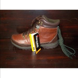 UGG Shoes - New Mens UGG Ellison Grizzly Brown Waterproof Boot